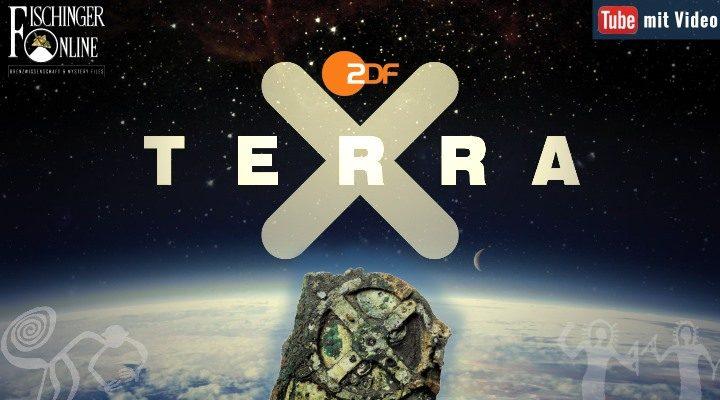 Das ZDF und Harald Lesch gehen in Terra X ungelösten Fällen der Archäologie nach