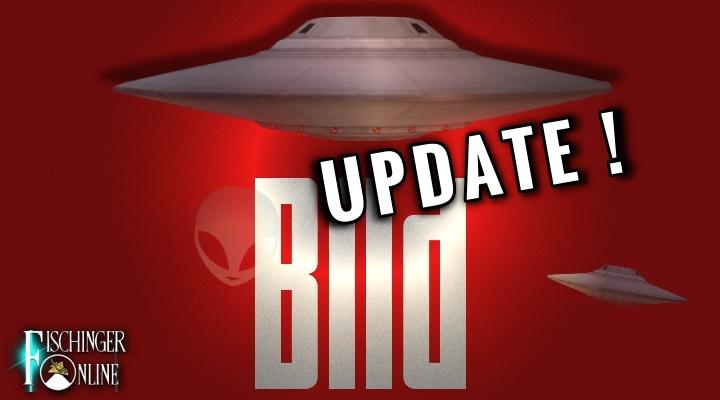 UPDATE: Die BILD ist auf den Spuren der größten Alien-Rätsel auf der Erde (Bilder: gemeinfrei / Montage: Fischinger-Online)
