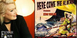 Kim Wilde glaubt, dass Aliens schon lange unter uns leben - und sah selber UFOs (Bilder: gemeinfrei / amazon.de)