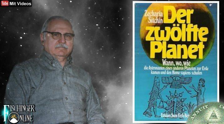 ARTIKEL: Zecharia Sitchin, der Planet Nibiru und die Anunnaki: Nur ein Desinformant im Auftrag der Illuminaten und dunkler Eliten?