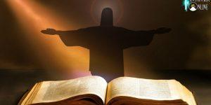 Wenn Jesus Christus mir ein Buch diktiert - Haben dann er oder ich das Copyright ? (Bilder: gemeinfrei / Montage/Bearbeitung: Fischinger-Online)
