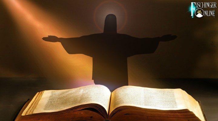 Wenn Jesus Christus mir ein Buch diktiert – Haben dann er oder ich das Copyright?