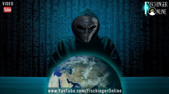 Cyberkrieg: Könnten Alien Hacker die Menschheit angreifen und bedrohen?