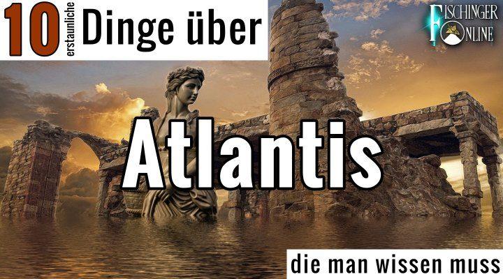 """Blog-Serie: """"10 (erstaunliche) Dinge die man wissen muss – über Atlantis"""""""