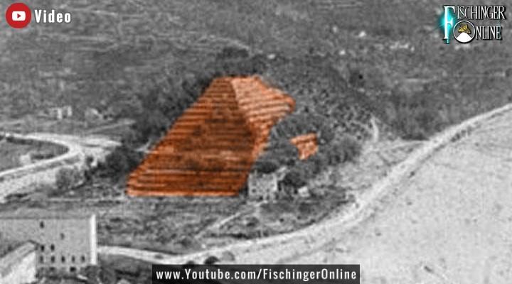 Die verschwundene Pyramide von Nizza: Archäologische Mysterien an der Côte d'Azur (Bild: Archiv LAF / gemeinfrei)