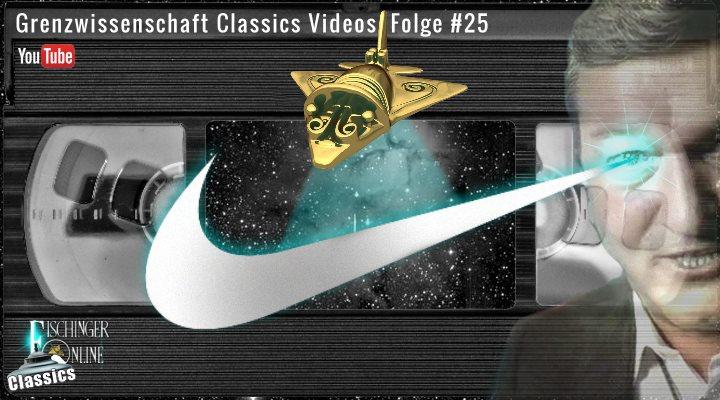 """Grenzwissenschaft Classics Videos Folge #25: Erich von Däniken: """"Die Zeichen der Aliens sind überall"""" - selbst bei Michael Schuhmacher (Bilder gemeinfrei / Fischinger-online)"""
