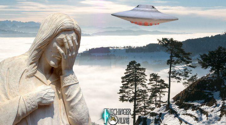 Das Schweizer Tösstal: Ein Sammelpunkt von UFO- und Jesus-Gläuige