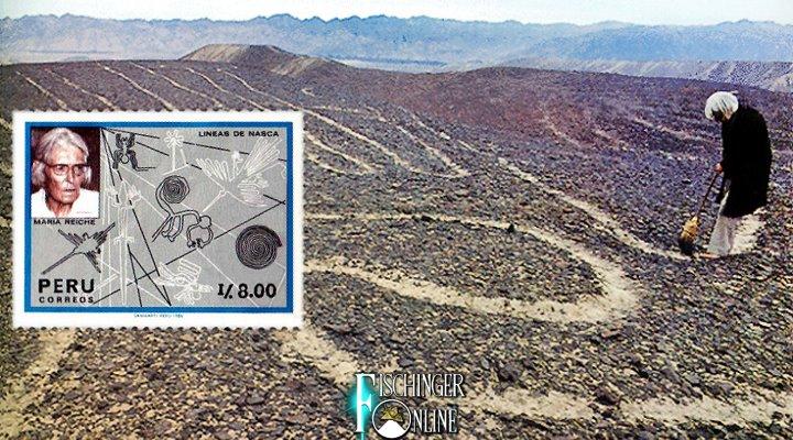 Maria Reiche und die Linien von Nazca: Die Gringa, die die Wüste in Peru fegte (Bilder: latinamericanstudies.org)
