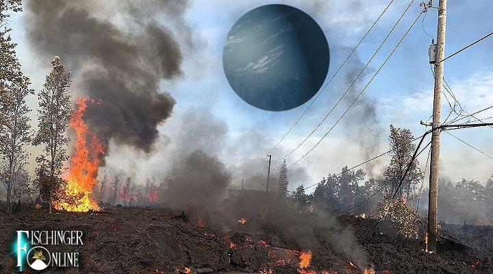 """Kilauea-Ausbruch auf Hawaii: Nibiru sei der Grund, sagt """"der wichtigste Nibiru-Prophet"""""""