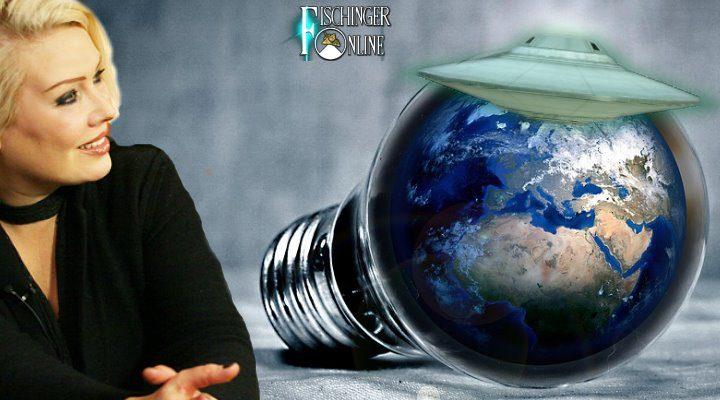 Sängerin Kim Wilde glaubt, dass vielleicht Außerirdische die Erde retten