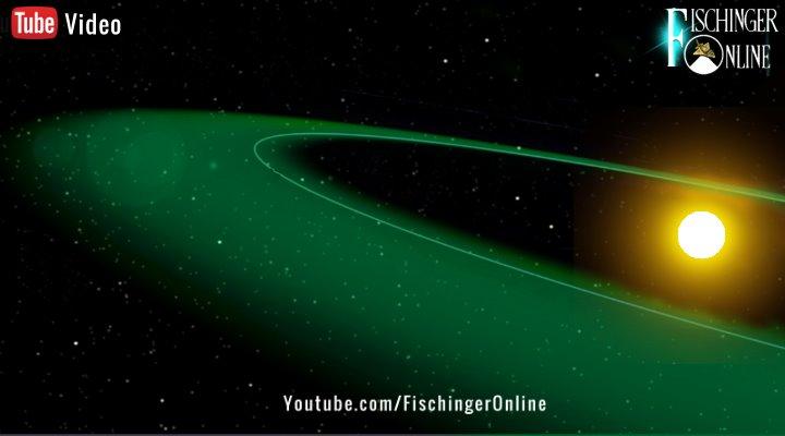 """Der seltsame """"Alien-Stern"""" KIC 8462852: die Anomalie befindet sich in seiner bewohnbaren Zone (Bild: gemeinfrei / Bearbeitung: Fischinger-Online)"""
