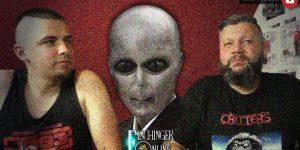 """UFOs, Aliens, Prä-Astronautik und die """"krassen Sachen"""": zwei YouTuber entdecken ihre Faszination für die Grenzwissenschaft (Bilder: Sceenshot YouTube/Oli Uncut / gemeinfrei / Montage: Fischinger-Online)"""
