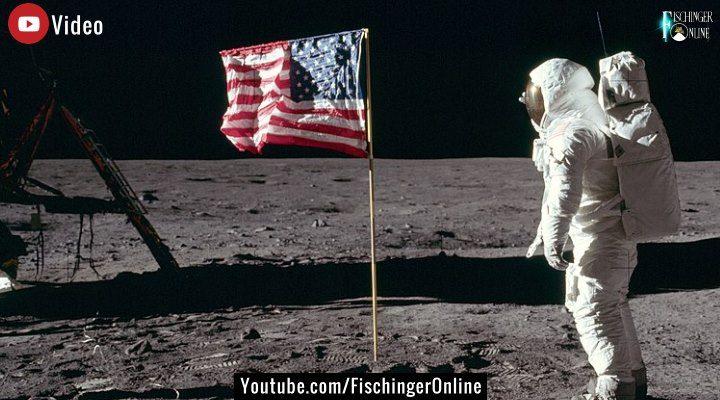 """VIDEO """"Apollo 11"""" und die Mondlandung 1969: Seltsame Fotos der Landefähre """"Eagle"""" auf dem Mond"""