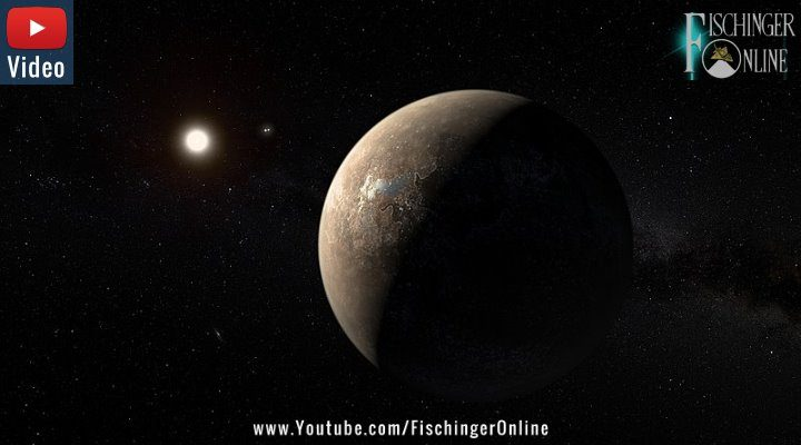 VIDEO: 49 Paare und 6.300 Jahre Flugzeit sind nötig, um den Planeten Proxima Centauri b zu erreichen!
