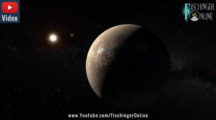 49 Paare und 6.300 Jahre Flugzeit sind nötig, um den Planeten Proxima Centauri b zu erreichen, so eine Studie (Bild: NASA)