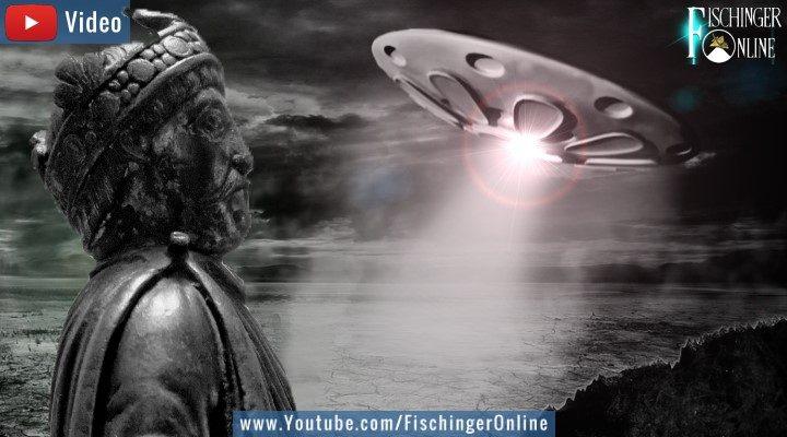 VIDEO: 775 n. Chr.: Die UFO-Sichtung von Karl dem Großem