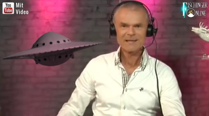 Netzfund: Anrufer beschreibt seine spannende UFO-Sichtung bei Jürgen Domian am TV (Bilder / Screenshot YouTube / gemeinfrei / Montage: Fischinger-Online)