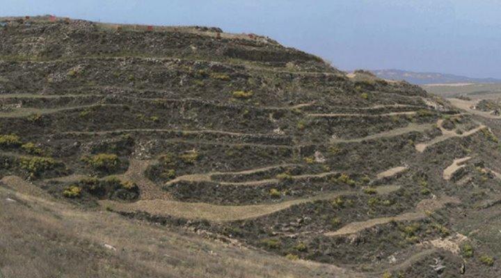 Archäologen identifizieren eine riesige Pyramide in China - und verdoppeln ihr ursprünglich geschätztes Alter (Bild: Z. Sun & J. Shao)