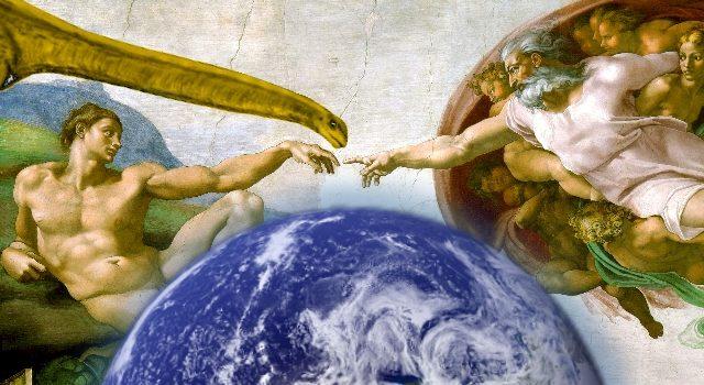Umfrage zum Kreationismus in Deutschland: Je öfter Sonntags in der Kirche – je öfter wird die Evolutionstheorie abgelehnt!