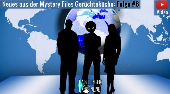 Schon gehört? Mystery Files-Gerüchteküche, Teil #6: In Argentinien wurde ein UFO-Flughafen gebaut (Bilder: gemeinfrei / Montage: Fischinger-Online)