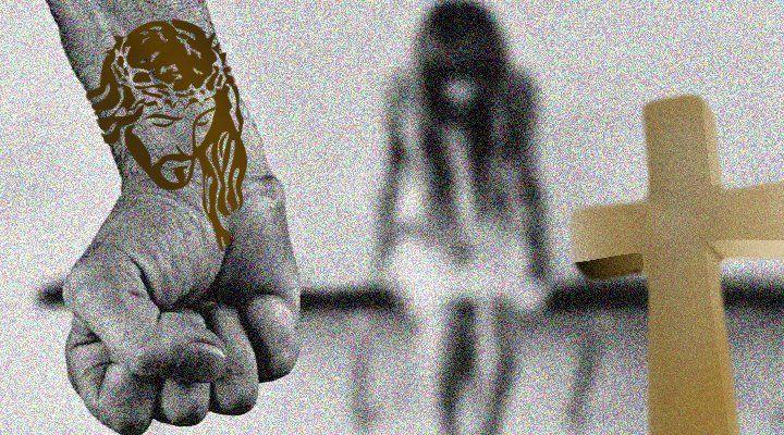 """Was wurde eigentlich aus der christlichen """"Prügel-Sekte"""" der """"Zwölf Stämme"""" und deren Kindern? (Bilder: gemeinfrei/Symbolbild / Montage: Fischinger-Online)"""