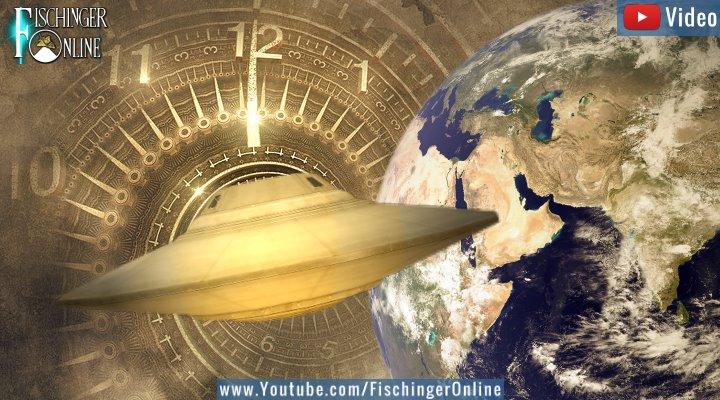 VIDEO: UFOs: Aliens aus dem Kosmos oder Zeitmaschinen aus der Zukunft? (Bilder: gemeinfrei / Montage: Fischinger-Online)