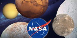 7 Millionen Dollar von der NASA für die Suche nach außerirdischem Leben (Bilder: NASA / Montage: Fischinger-Online)