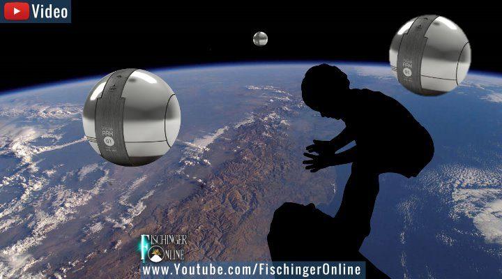 VIDEO: Samen, Eizellen & Weltraum-Babys im All … Zur Rettung der Menschheit: Die Pläne eines Start-Up
