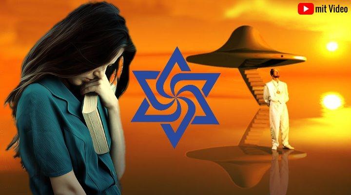 """Die UFO-Sekte Rael-Bewegung: """"Eine der gefährlichsten und angsteinflössesten Sekten der Welt""""? (Bilder: rael.org & gemeinfrei Bearbeitung/Montage: Fischinger-Online)"""