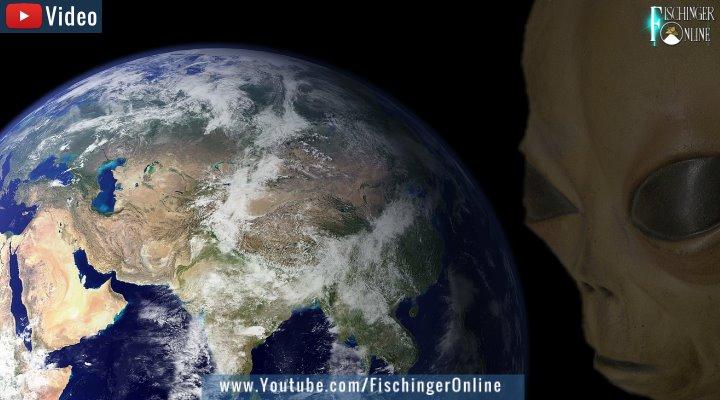 VIDEO: NASA/SETI-Wissenschaftler: Vielleicht sind Aliens schon hier gewesen (Bild: NASA/gemeinfrei / Fischinger-Online)