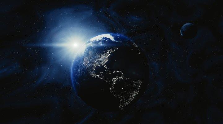 Astronomen rätseln über ein mysteriöses Signal aus dem All (Bild: PixaBay/gemeinfrei)
