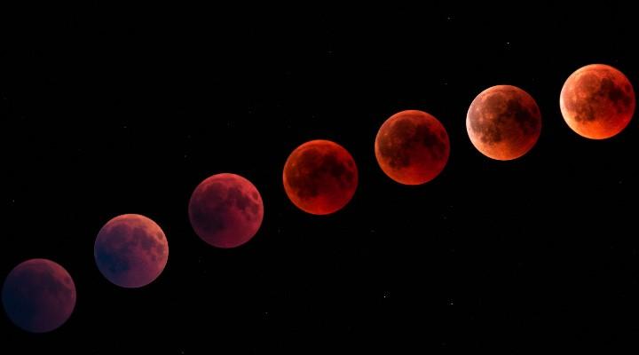 Der nächste Blutmond steht vor der Tür (Bild: PixaBay/gemeinfrei)