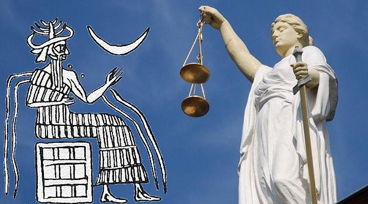 Gerichtsstreit um die Entlassung einer Hochschul-Professorin: Aber was haben die Anunnaki und Harald Lesch damit zu tun? (Bilder: gemeinfrei / Montage/Bearbeitung: Fischinger-Online)