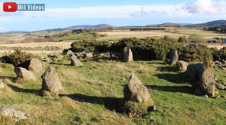 Panne in der Archäologie: Ein angeblich 3.000 Jahre alter Steinkreis in Schottland ist nur rund 25 Jahren alt