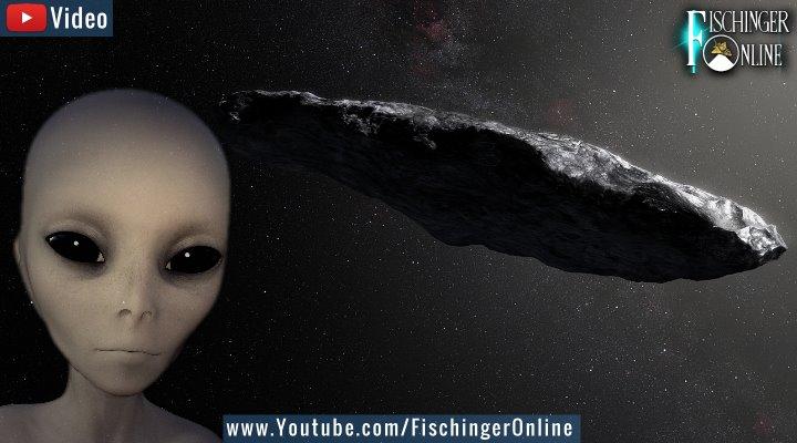 VIDEO: SETI-Forschung, Suche nach Außerirdischen und die Spekulationen um Oumuamua: alles Humbug für den Mainstream! (Bilder: ESO/Kornmesser & Pixabay/gemeinfrei / Bearbeitung & Montage: Fischinger-Online)