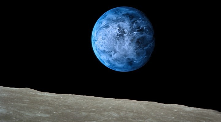 Außerirdische Zivilisationen: Wurde den Aliens Klimawandel und Umweltzerstörung zum Verhängnis? (Bilder: NASA/JPL / Montage: Fischinger-Online)