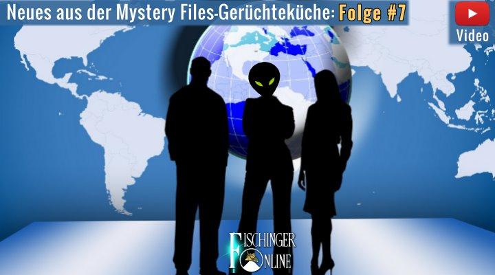 """Schon gehört? Mystery Files-Gerüchteküche, Teil #7: """"Erich von Däniken Mystery-Park"""" vor dem Aus? (Bilder: gemeinfrei / Montage: Fischinger-Online)"""