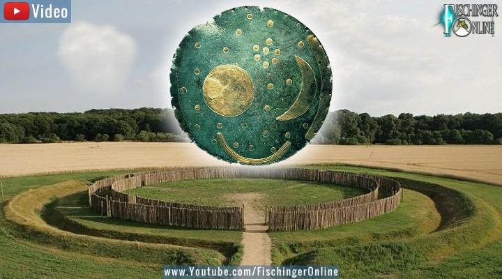 VIDEO: Astronomen der Steinzeit: zu Besuch bei der Himmelsscheibe von Nebra und beim Sonnenobservatorium von Goseck (Bilder: PixaBay/gemeinfrei & Landesmuseum für Vorgeschichte, Halle / Bearbeitung: Fischinger-Online)