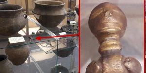 Ancient Alien in einem Museum in Leipzig? Über die Jagd nach Prä-Astronautik-Artefakten (Bilder: Fischinger-Online)