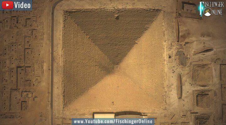 VIDEO: Ende 2017 wurde ein riesiger Hohlraum in der Cheops-Pyramide entdeckt, der weltweit für Schlagzeilen sorgte. Aber was wurde aus der Entdeckung? Der Stand der Dinge