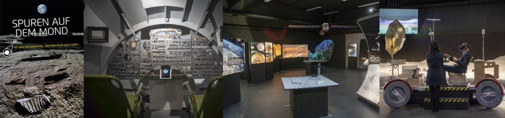 50 Jahre Mondlandung im Galileo-Park Lennestadt (Bilder: Galileo-Park)