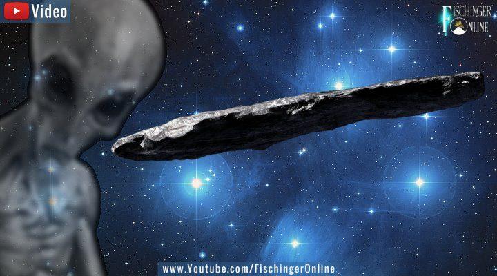 VIDEO: Neue Studie zum Objekt Oumuamua erschienen: Es könnte doch Alien-Technologie sein – von den Plejaden