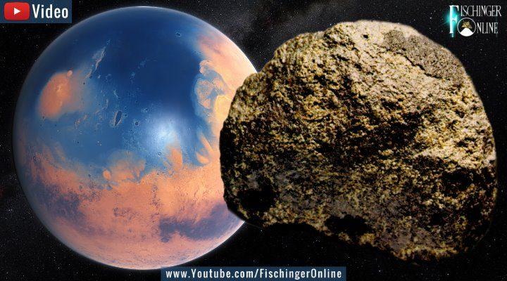 VIDEO: Leben auf dem Mars? Wissenschaftler finden mutmaßliche Bakterien in Mars-Meteorit