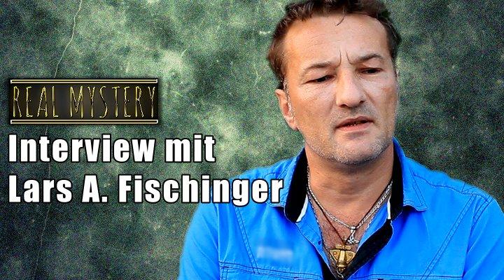 Interview mit Lars A. Fischinger von Real-Mystery / mysterybande ( Bild & Montage: Fischinger-Online)