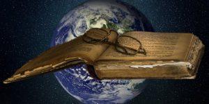 Moderne Kenntnisse der Astronomie in alten Überlieferungen? (Bilder: gemeinfrei/PixaBay / Montage: Fischinger-Online)