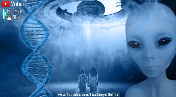 VIDEO: Lehrer der Oxford University glaubt Aliens züchten eine neue Rasse um die Erde zu besiedeln!