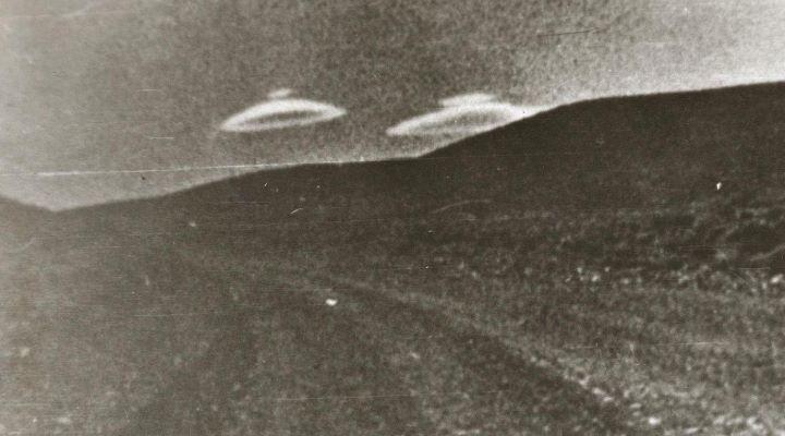 Ausstellung von fragwürdigen UFO-Bildern aus der ehemaligen UdSSR in Köln