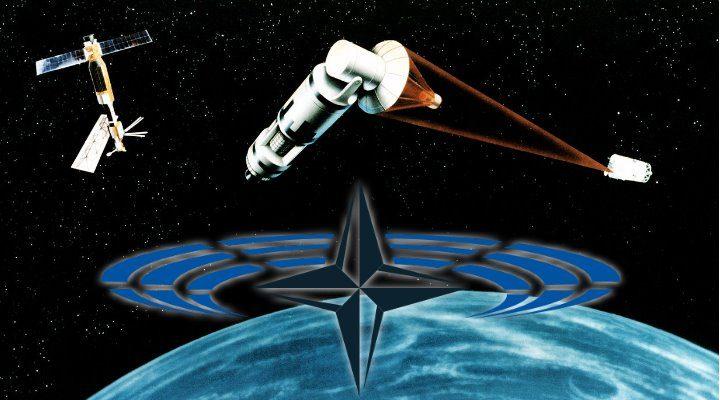 """""""Wir müssen auch im Weltraum wachsam sein!"""": NATO will sich für einen Krieg im Weltraum rüsten (Bilder: WikiCommons/gemeinfrei)"""