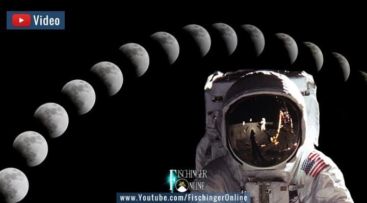 VIDEO: Die Mond(f)lüge - 50 Jahre Mondlandung und mehr (Bilder: gemeinfrei / Montage: Fischinger-Online)