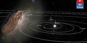 Forscher sind sich sicher: Oumuamua ist ein vollkommen natürliches Objekt und keine Alien-Technologie
